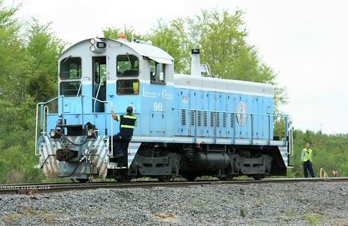 southcarolina chester locomotive switcher emd sw900 lancasterandchesterrailroad