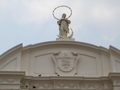 Léon: la cathédrale basilique de l'Assomption