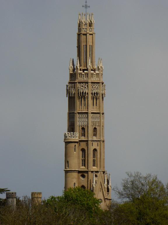 Hadlow Tower Tonbridge Circular walk
