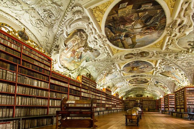 Strahov Monastery - #2 - Prague