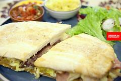 Beef Steak Cuban Sandwich