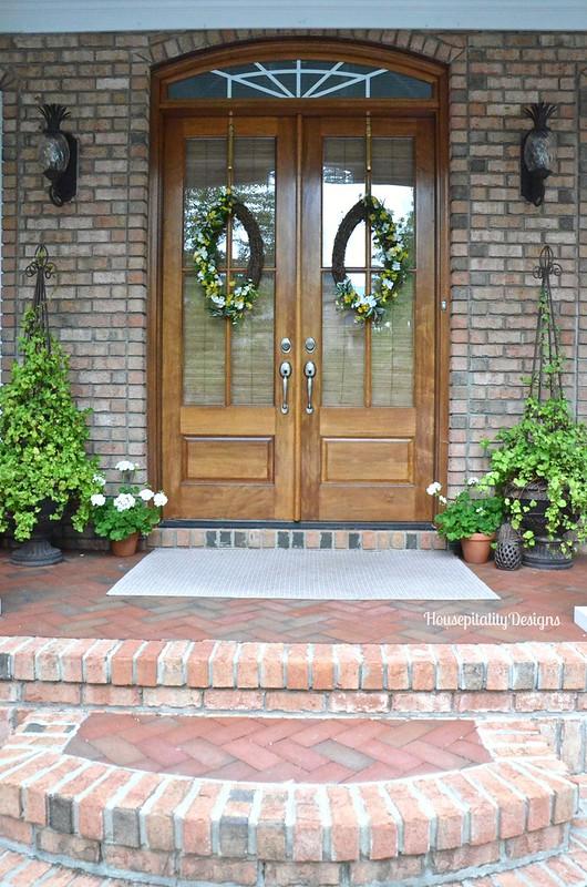 Spring Porch - Housepitality Designs