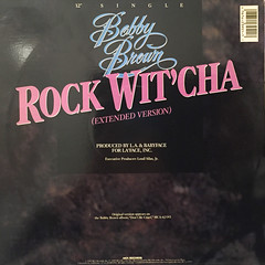 BOBBY BROWN:ROCK WIT'CHA(JACKET B)