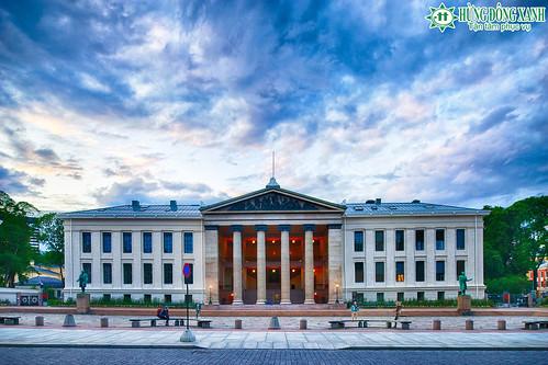 Học bổng du học toàn phần tại Na Uy, Đức, Anh