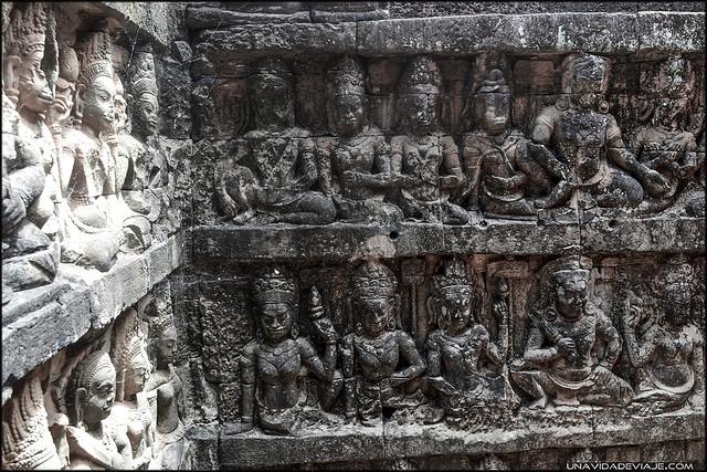 Angkor Thom Camboya