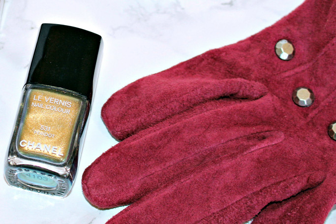 4 Stylish Nail Polishes for Winter I Style By Charlotte