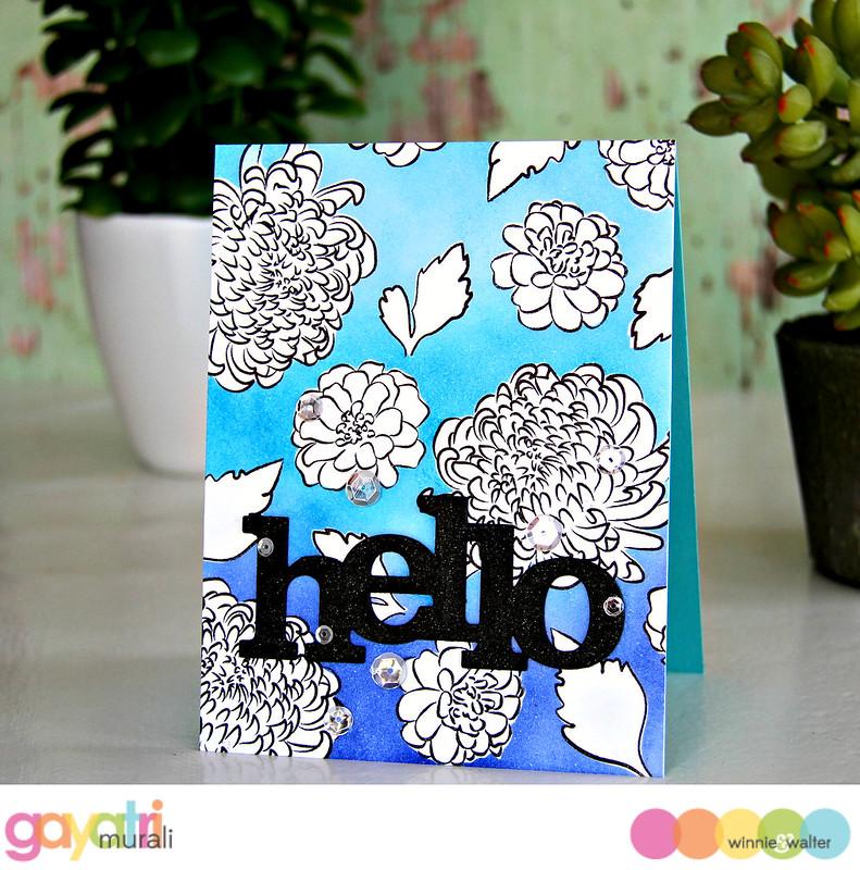 Hello card #!