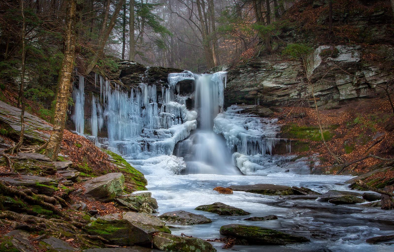 Sheldon Reynolds Falls, PA [1600x1023]