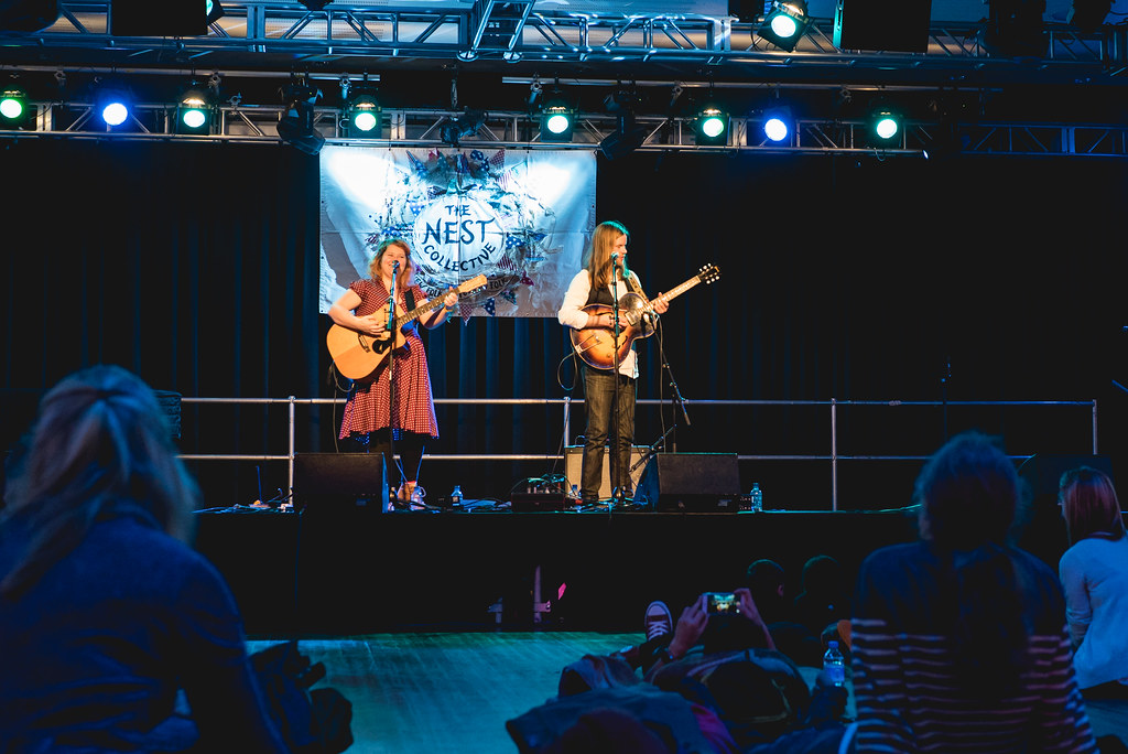 Nest Collective: Kit Hawes and Nuala Honan