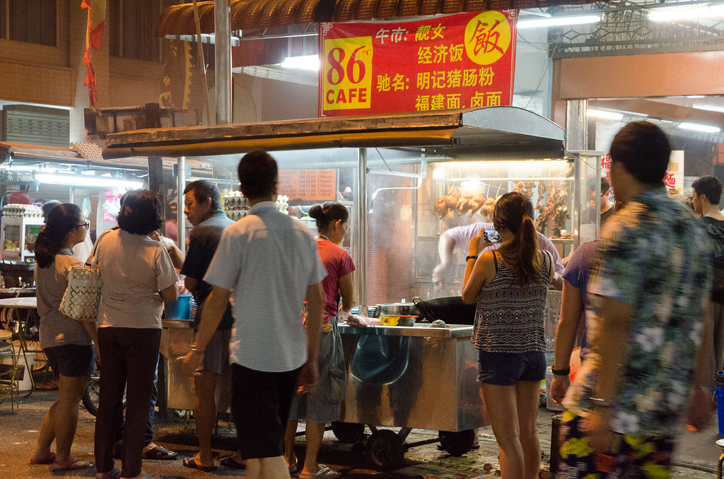 Penang Kimberly Street Char Kuey Teow