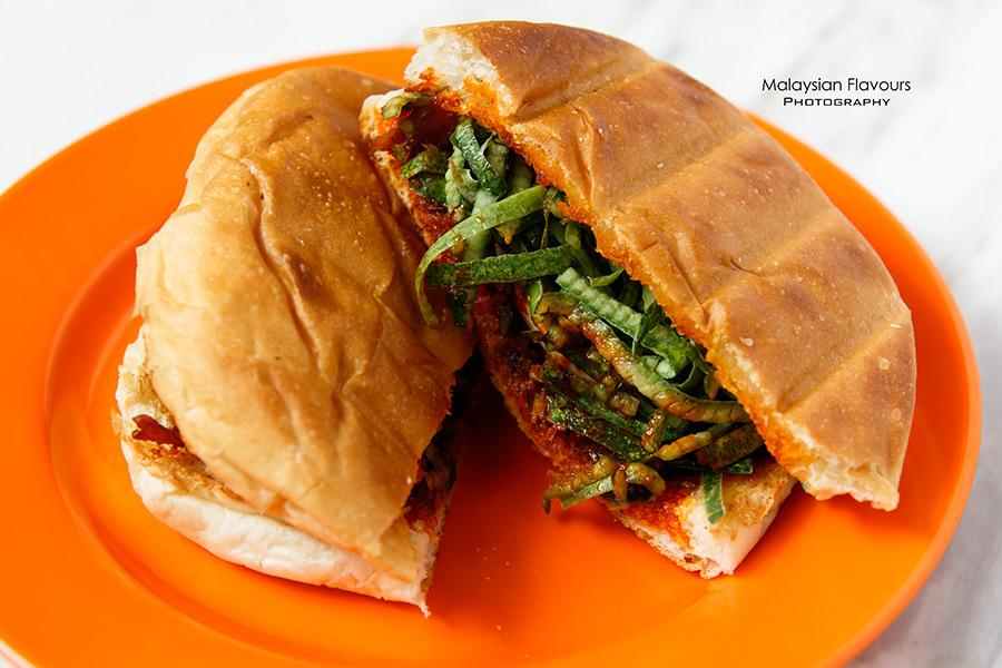 Rail Canteen Sunway Nexis Kota Damansarabun sambal special