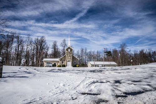Mountain Page Baptist Church