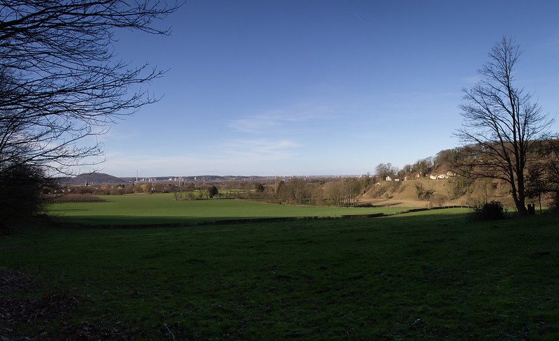 Trichterberg panorama
