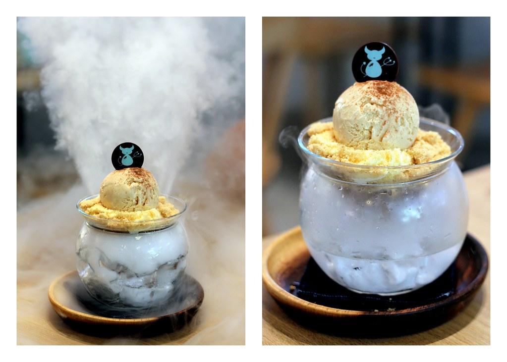 曼谷甜点:邪恶的咖啡,布拉布拉甜点