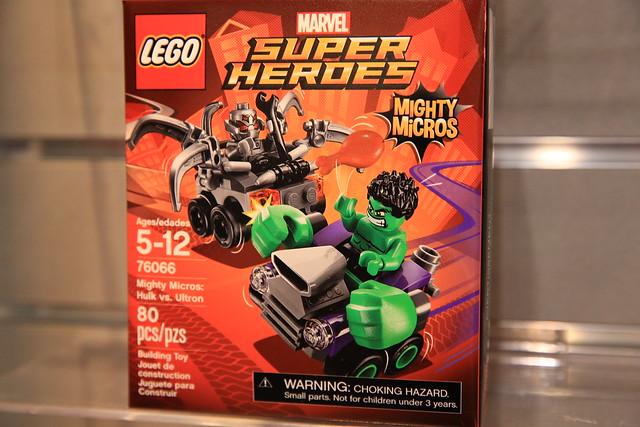 LEGO Marvel 76066 Hulk vs. Ultron 1
