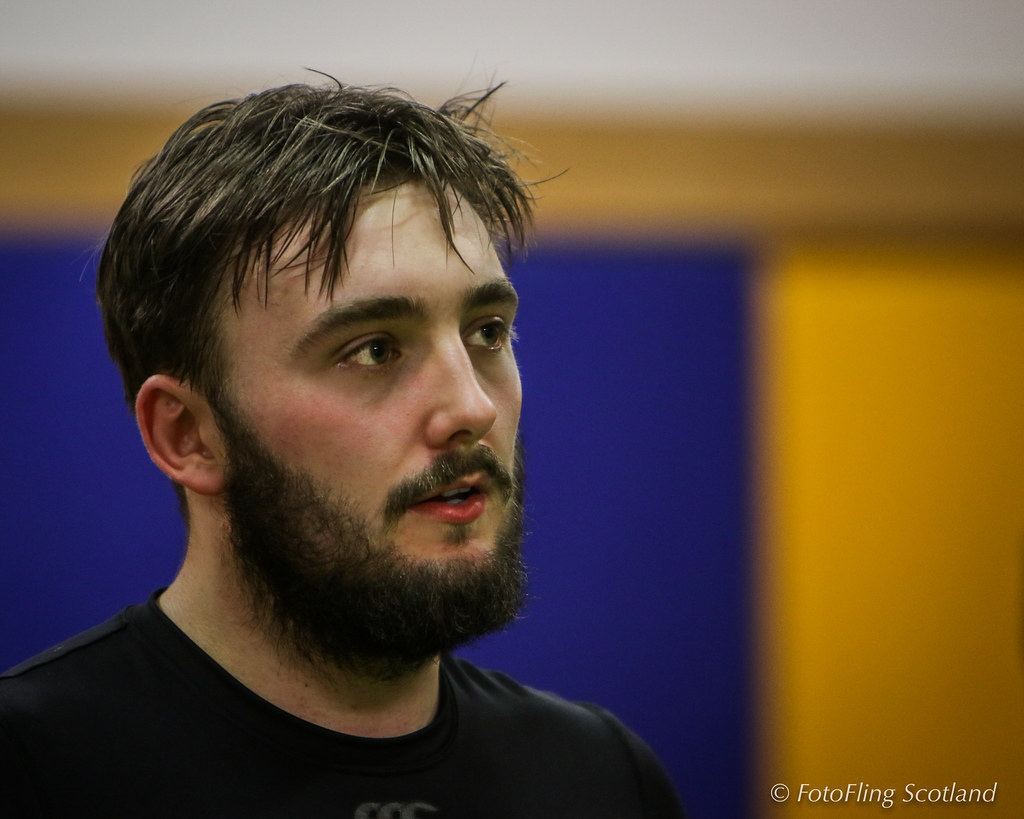 Scottish Backhold Wrestler: Matthew Southwell