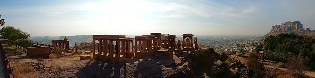 Jodhpur panorama