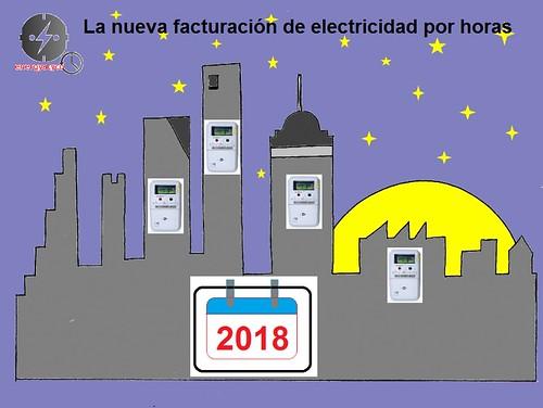 nueva facturación electricidad