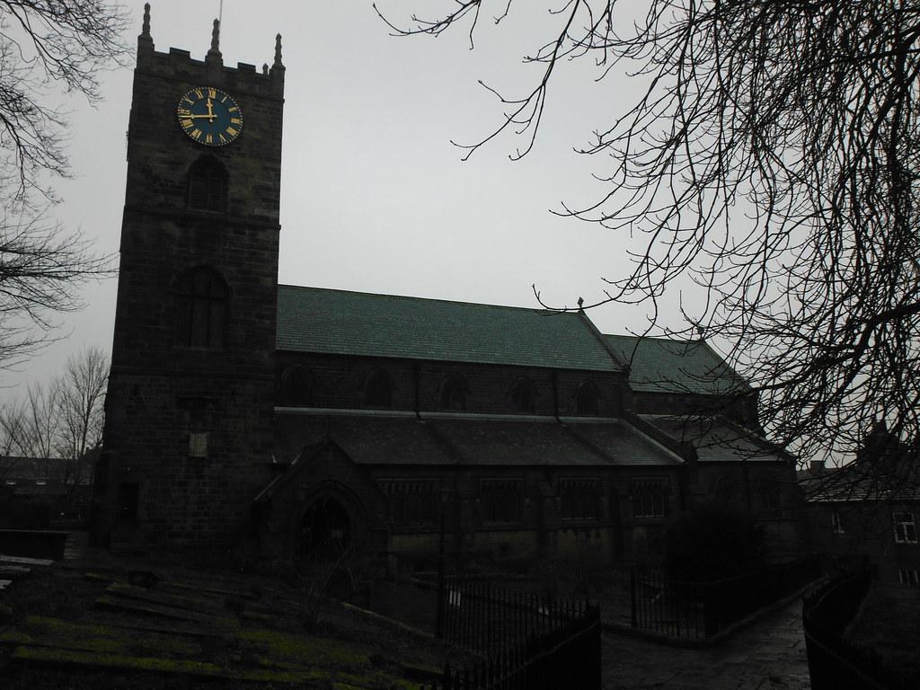Haworth Church 1