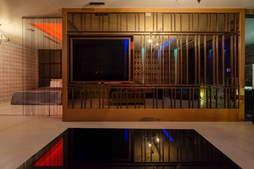 台南平價休息推薦‧房型多變又舒服的媜13汽車旅館_房型110 (19)