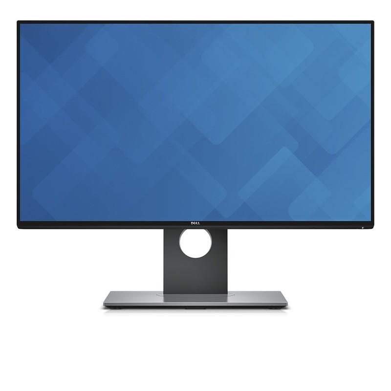 Dell UltraSharp 24 InfinityEdge Monitor (U2417H) - Front