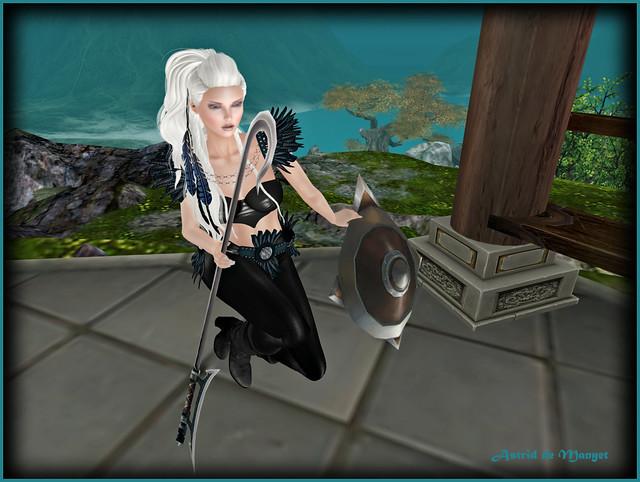 Dark Swan Warrior ee46cf065a
