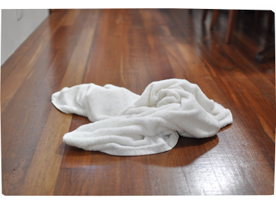 Towel Floor