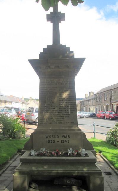 Rothbury War Mem 2