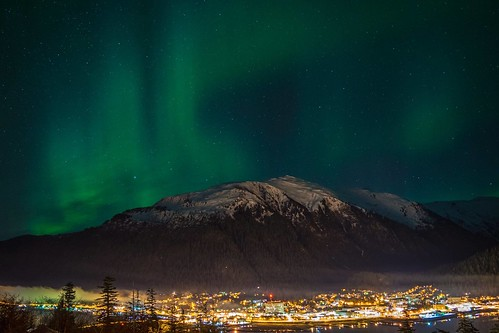 Northern Lights~Juneau, Alaska