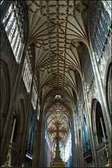 St Mary Redcliffe. Bristol