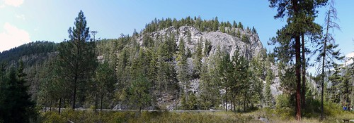 park blue camp sky panorama cliff mountain nature rock stone forest rockies butte bright hiking sunny rockymountains wilderness campground