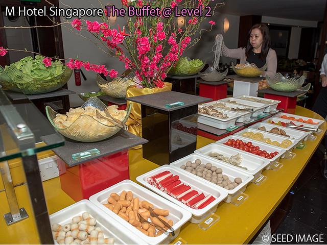 M Hotel Singapore The Buffet