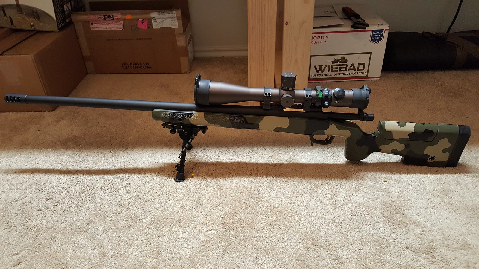 Remington 700 build up  - Page 3 - DFW Mustangs