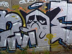 GOC Walthamstow to Stratford 139: Street art