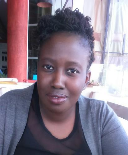 Sharon Ndegwa, program officer PICO-Eastern Africa (photo credit: PICO-EA)