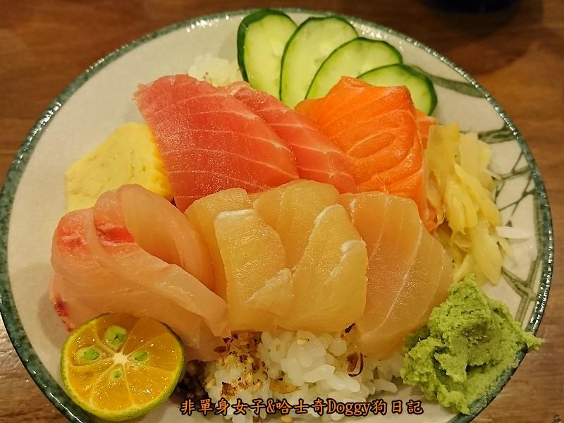 毅壽司平價日式料理築地生魚片蓋飯鮮魚金泰日本料理12