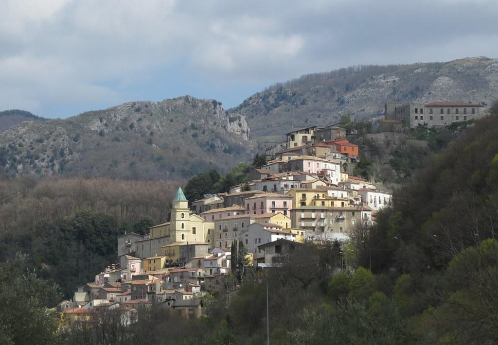 Hotel Ristorante Mulino Iannarelli San Severino Lucano Pz