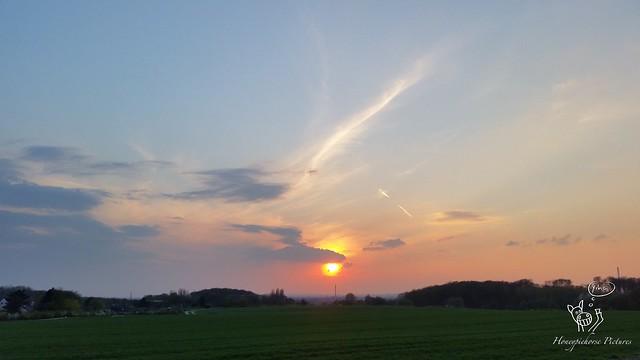Sundown über Bochum
