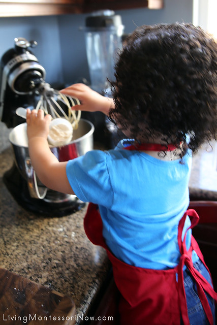 Adding Vegan Protein Powder