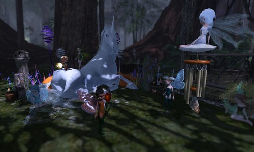 Fantasy Faire: The Fae of Tinker's Hollow