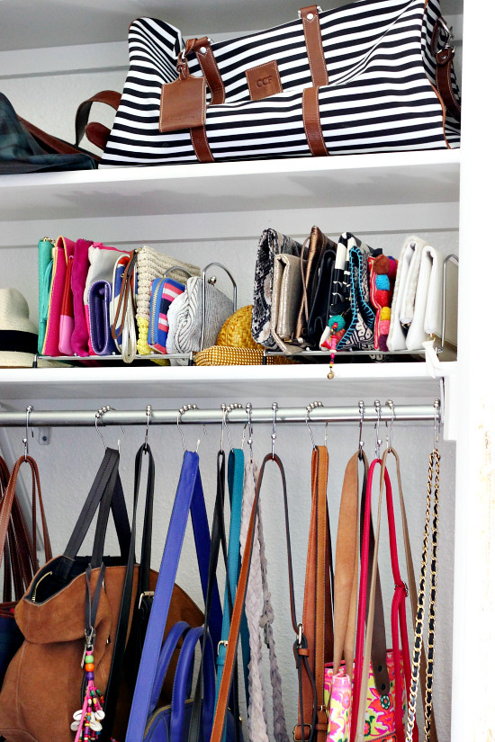 Exceptionnel Hi Sugarplum | Organized Accessory Closet