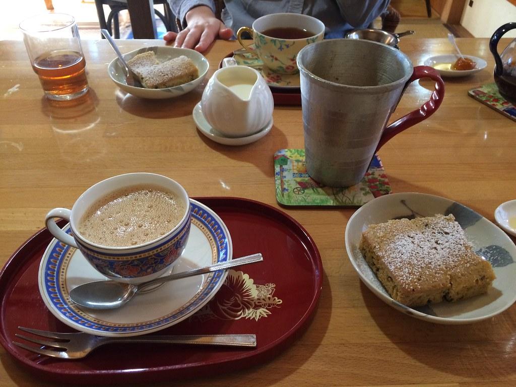 20160128紅茶屋デザート