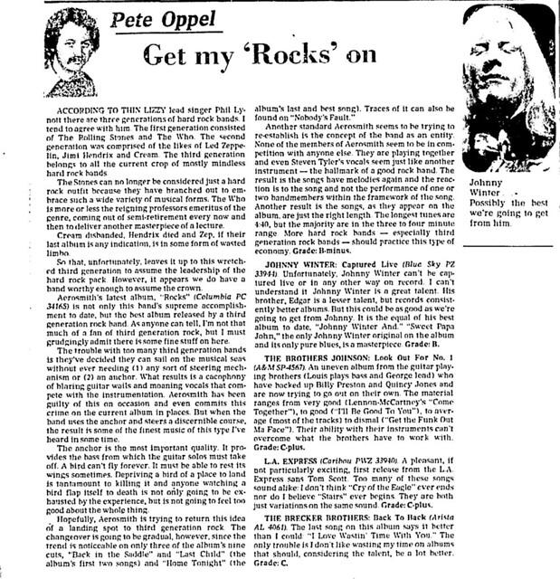 Dallas Morning News 26 June 1977