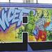 'Graffiti Hall of Fame' - New York