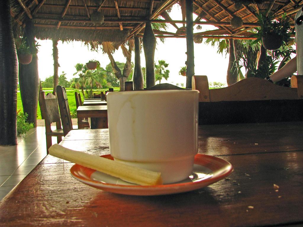 Coffee on the way to Viñales
