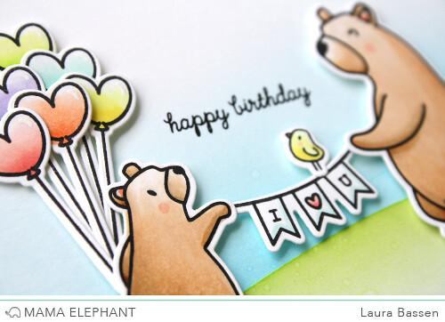 Mama Elephant-Cub Cuddles