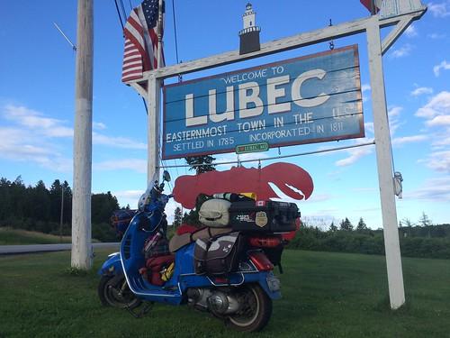 Descent on Lubec. July 21 - 23, 2015.