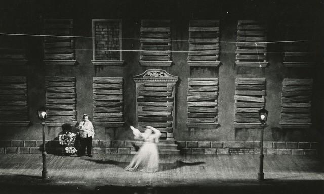 Robert Wilson's The Life and Times of Joseph Stalin at BAM Opera House, New York 1973 © Carl Paler