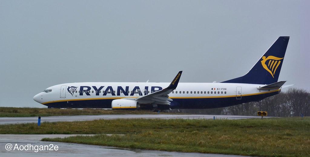 EI-FOG - B738 - Ryanair