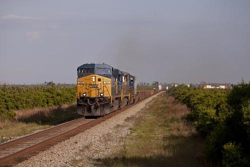 train csx intermodal fortmudge csx4521 q026